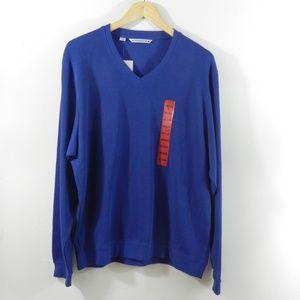 Cutter & Buck V-Neck Sweater Size Med